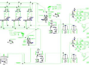 Recycling-turnkey-plant