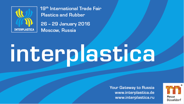 MARCHANTE SAS WILL BE PRESENT AT INTERPLASTICA 2016 TRADE SHOW IN MOSCOW